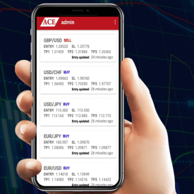 ACE Forex Ultimate Signals. Accurate +100 pips