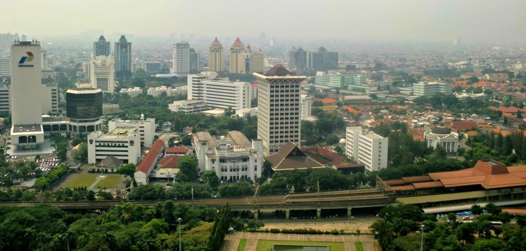 Jakarta Rail; One day in Jakarta; One-day Jakarta itinerary; D.I.Y. Jakarta