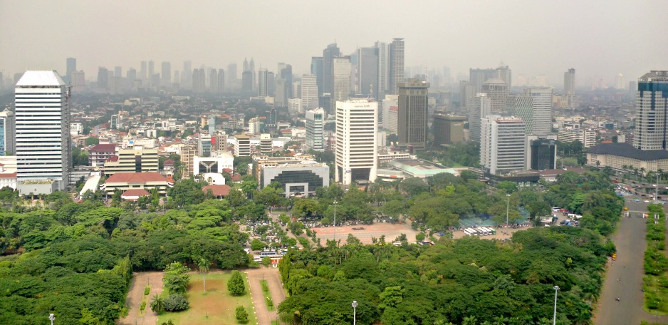 Jakarta Skyline; One day in Jakarta; One-day Jakarta itinerary; D.I.Y. Jakarta
