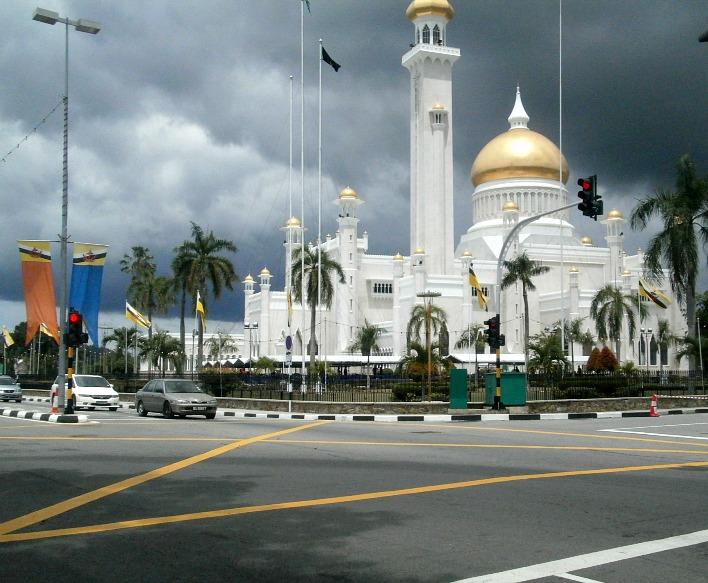 Sultan Omar Ali Saiffudin Mosque
