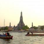 Bangkok Temples: Wat Pho and Wat Arun