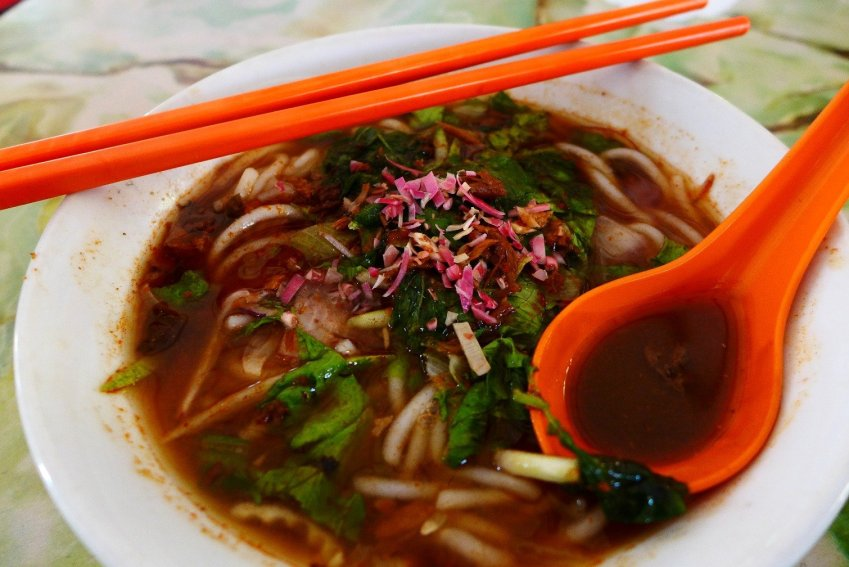Kim Hai Thong Cafe; D.I.Y. Penang food tour; Penang food and travel guide