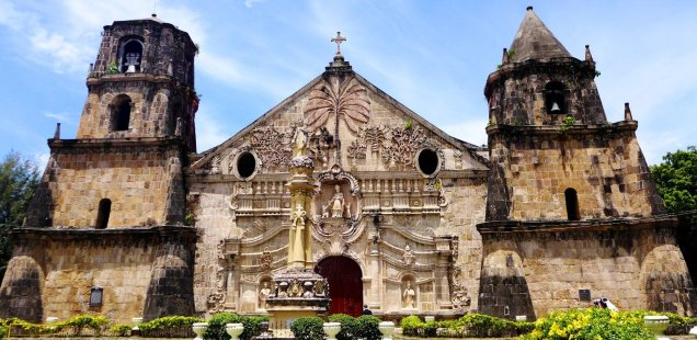 D.I.Y. Miag-ao from Iloilo City; How to get to Miag-ao Church from Iloilo; Iloilo day trip