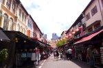 Exploring Singapore's Chinatown