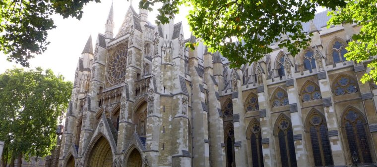 London Day 2: Westminster Abbey and National Gallery