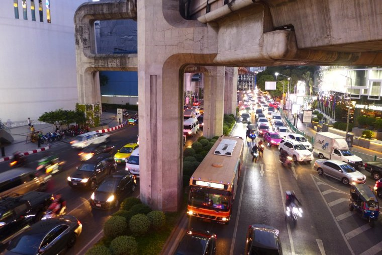 Bangkok travel; What to do in Bangkok; What to see in Bangkok; D.I.Y. Bangkok itinerary