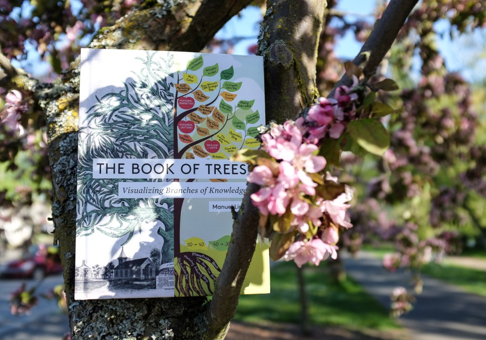 Review: Manuel Lima, The Book of Trees