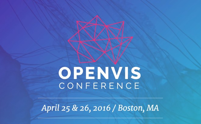 OpenVis 2016 Talk Videos and Pointers