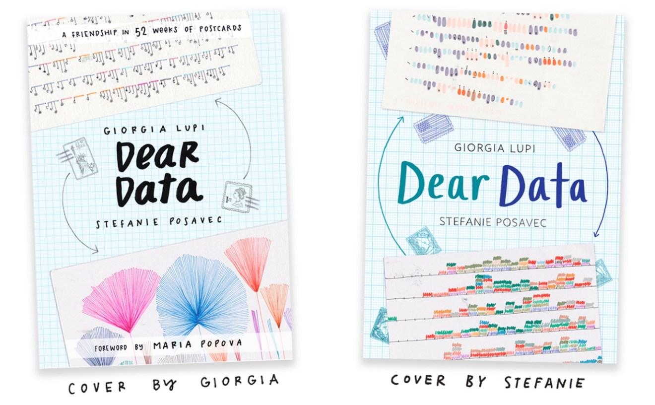 Review: Lupi, Posavec, Dear Data