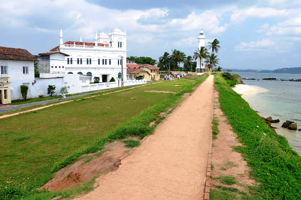 Galle: Views from the Bastions
