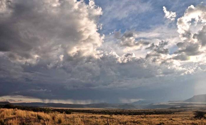 Karoo Rain Clouds