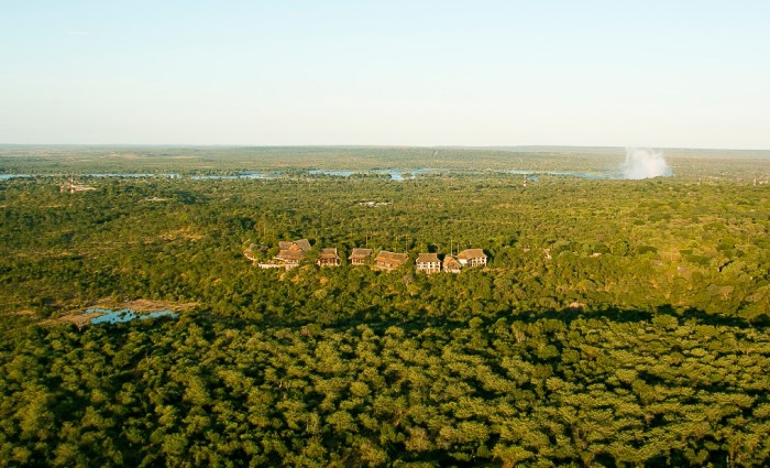 Victoria Falls Safari Lodge: 20 Years On