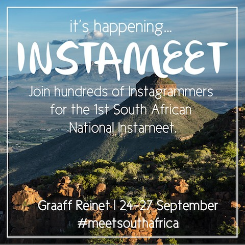 First South African National Instameet