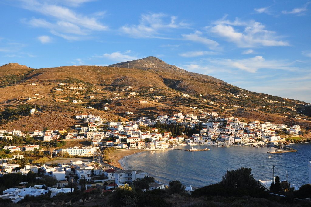 Andros: How to hike the Grecian Island in the Cyclades Archipelago