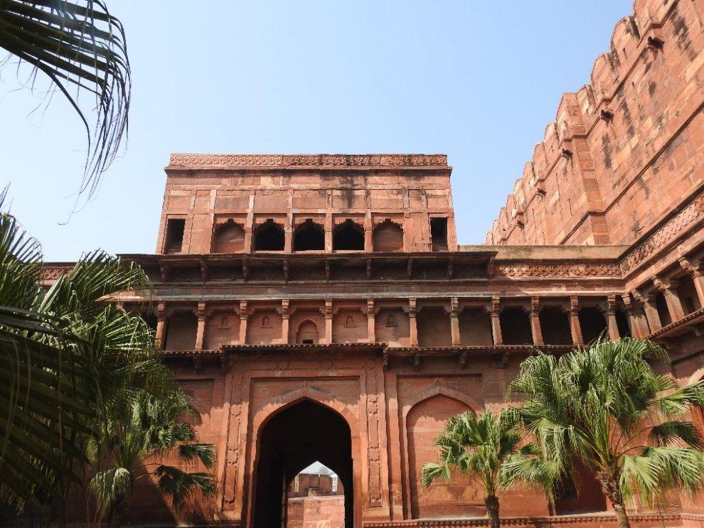 three weeks in India