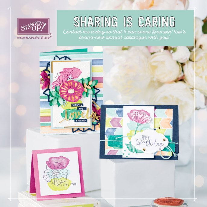 Annual Stampin' Up! 2017-2018 Catalogue