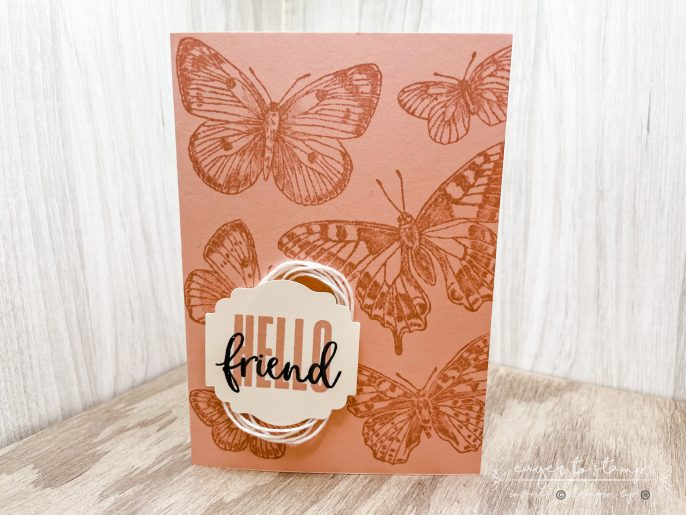 How To Make This Handmade Heartfelt Card For Best Friend