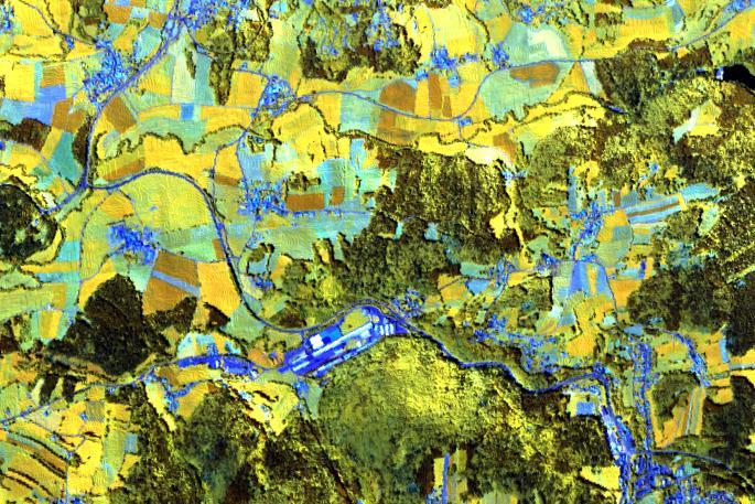 MET3 – Hyperspectral Remote Sensing