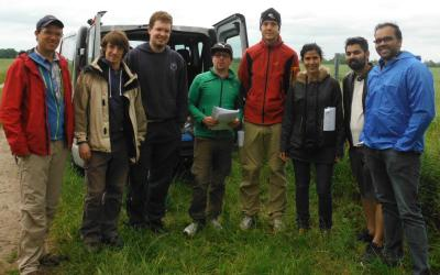 First EAGLE field methods course successfully accomplished