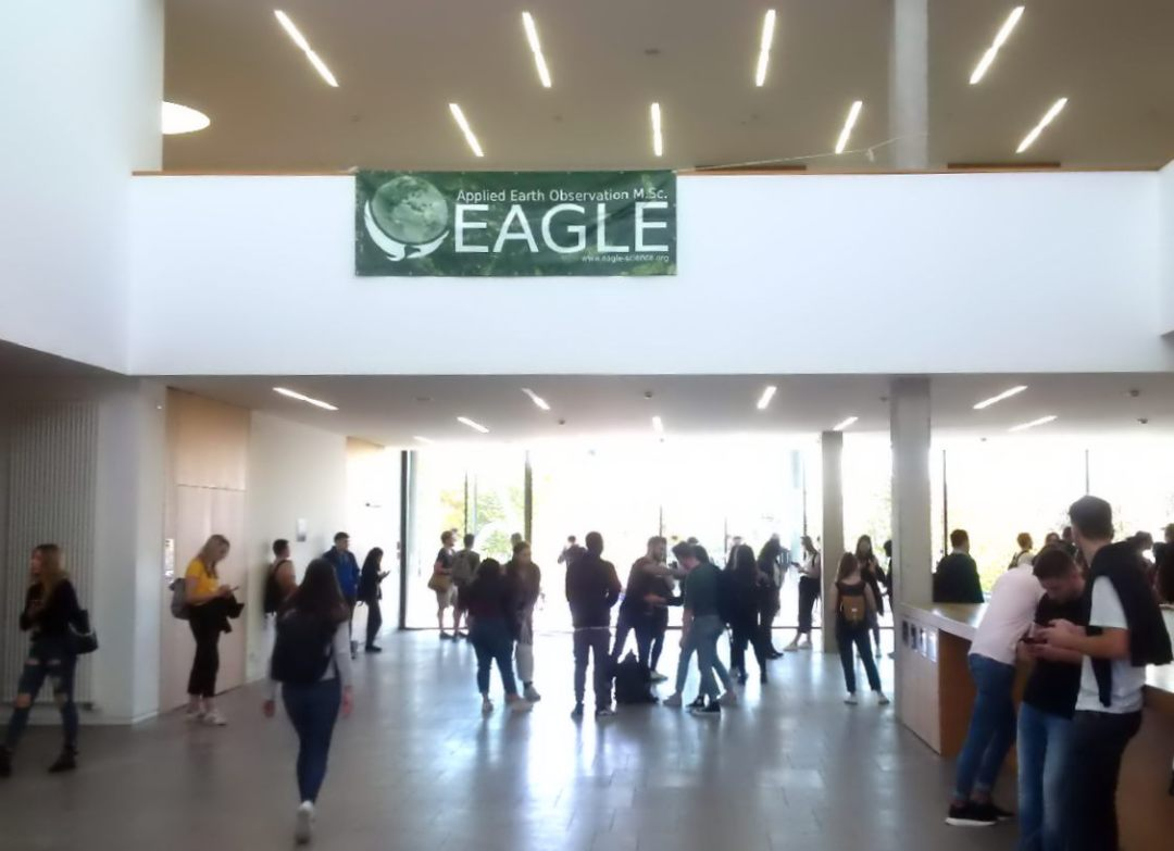 EAGLE welcome 2018