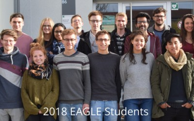 New 2018 EAGLE students now online