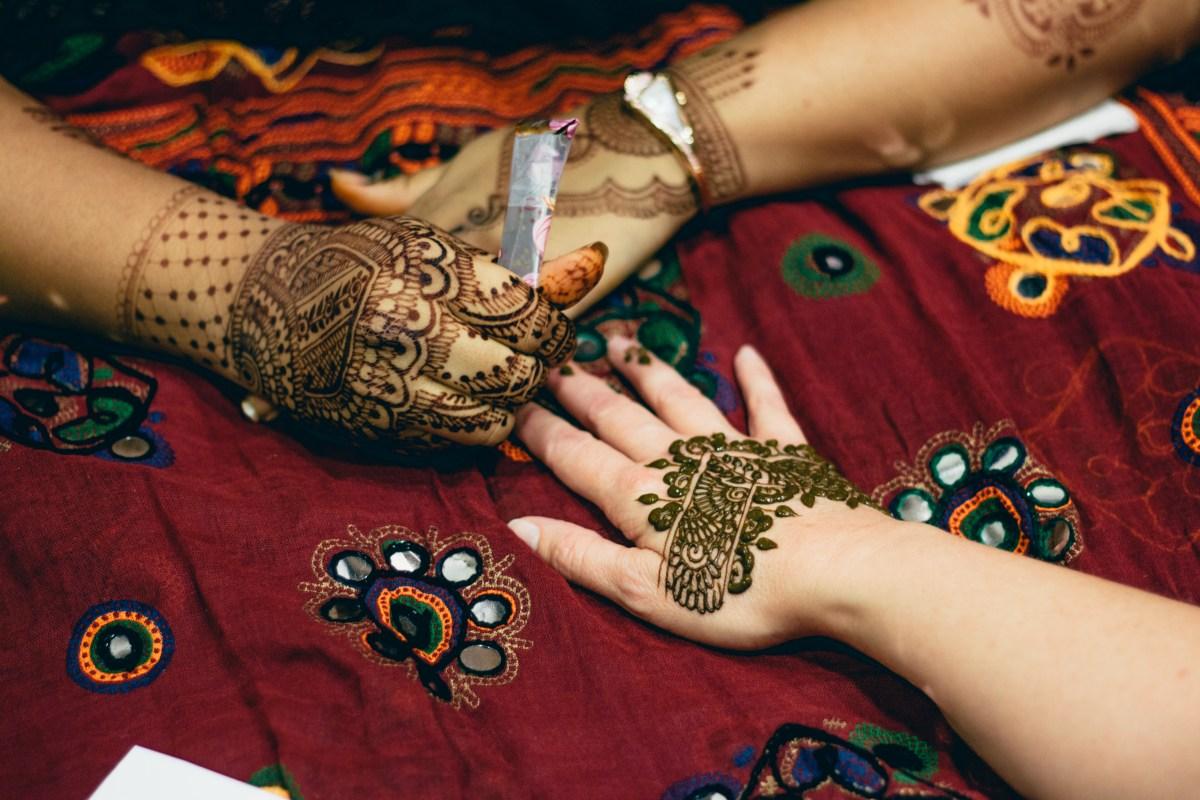The 3rd Annual Designer Sari Challenge is October 21st.