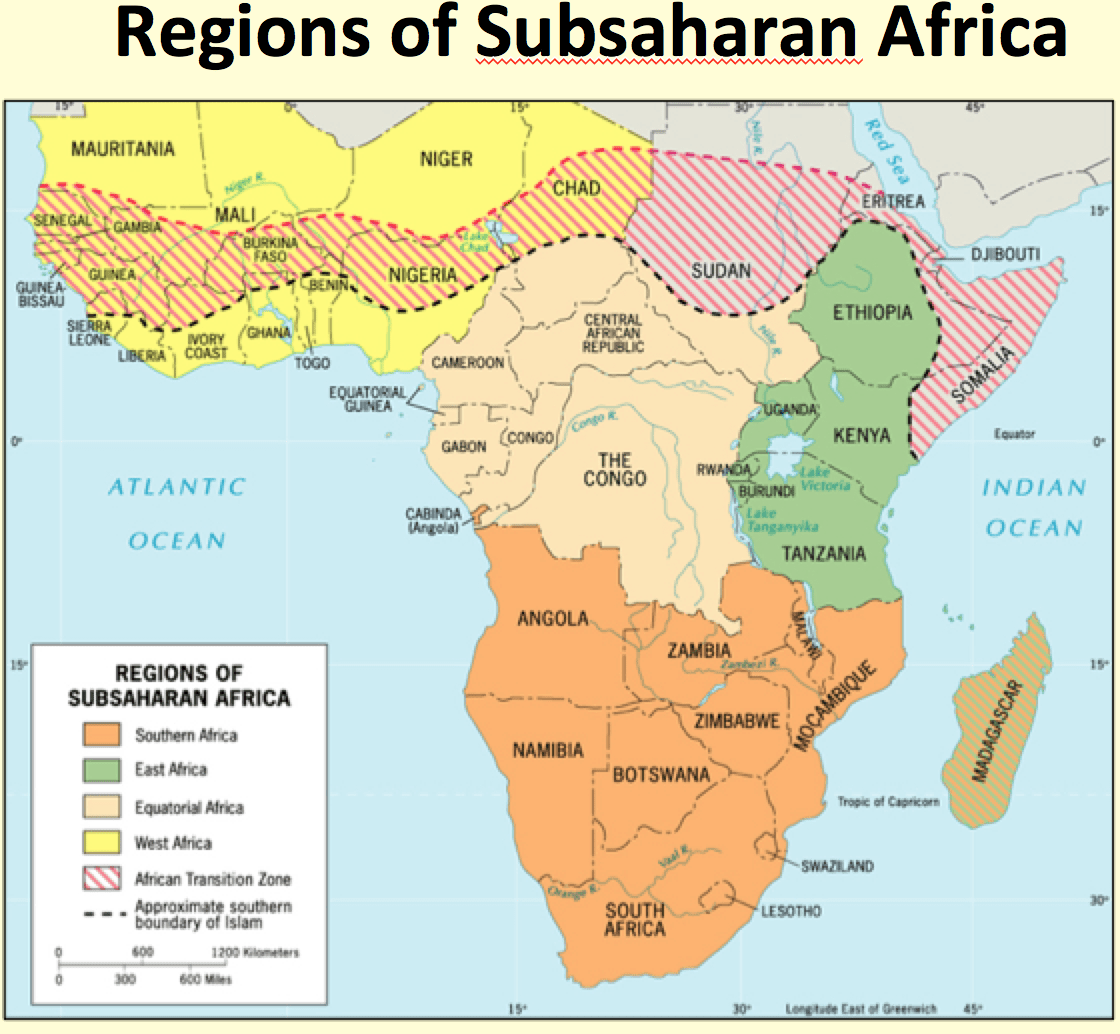 Sub Saharan Africa Growth To Rise 3 1 Percent In