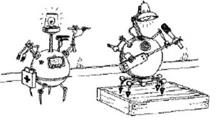 A Taleof Two Robots