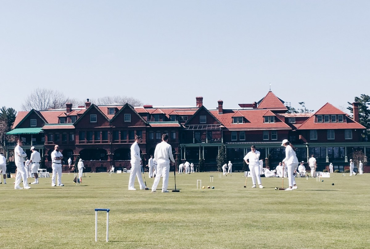 National Croquet Tournament