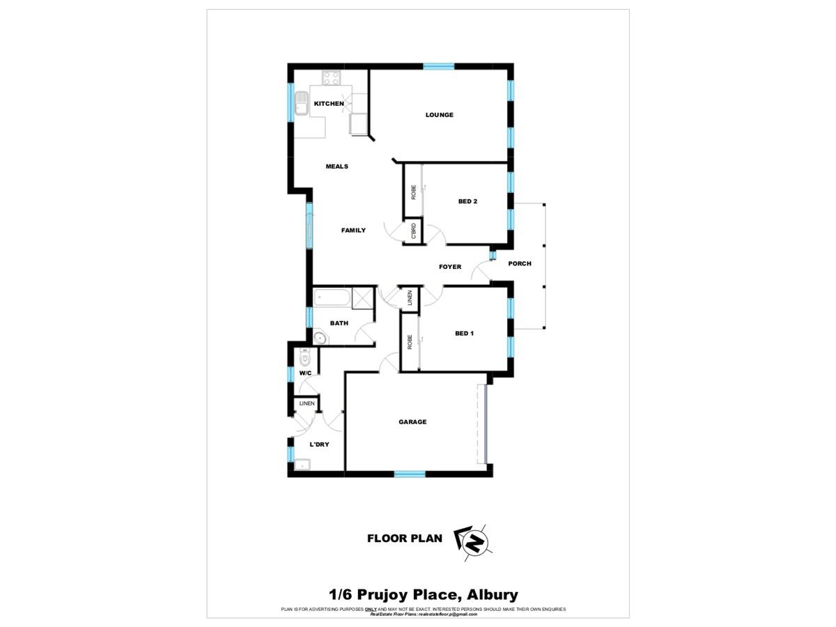 1 6 Prujoy Place West Albury