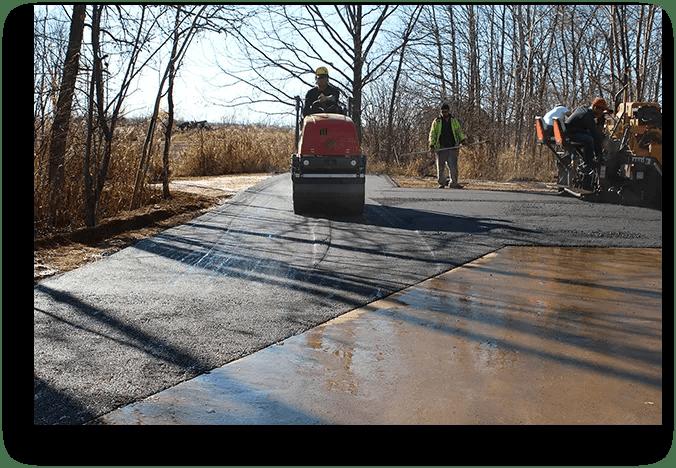 home eagle asphalt paving