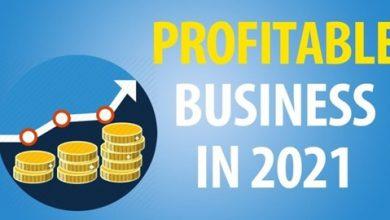 5 profitable businesses in 2021