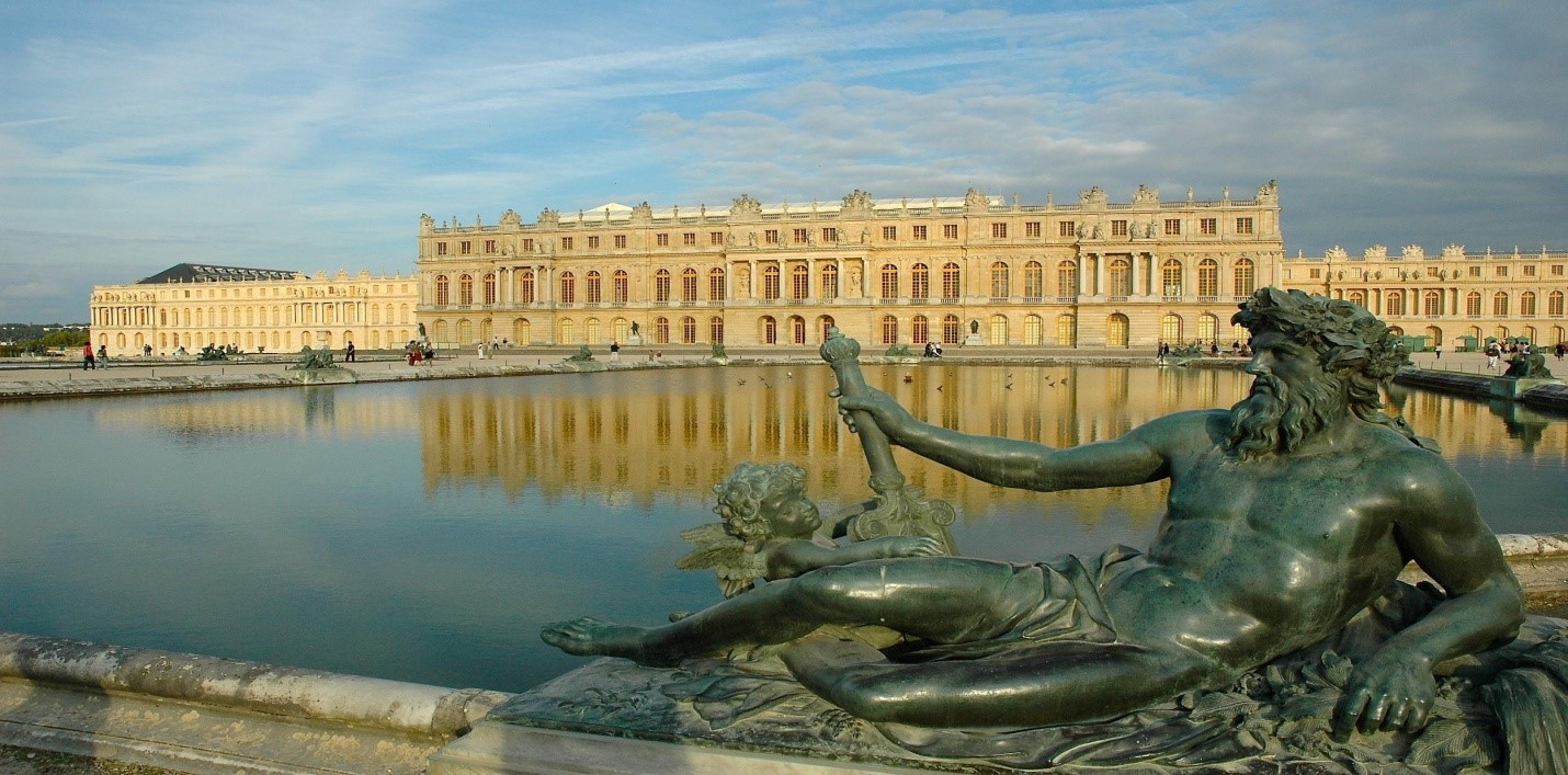 Palace of Versailles attractions in france