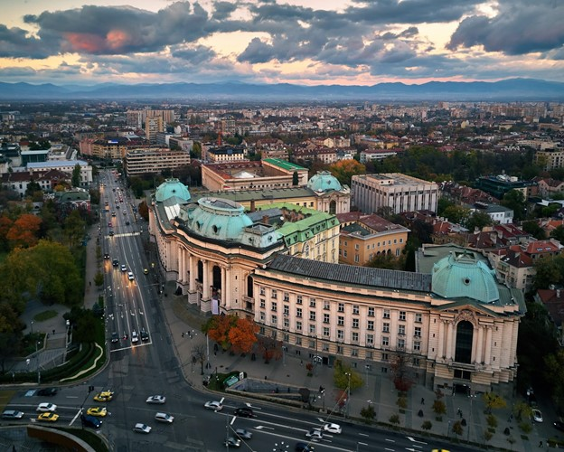 Most Beautiful Places To Visit In Bulgaria, Sofia