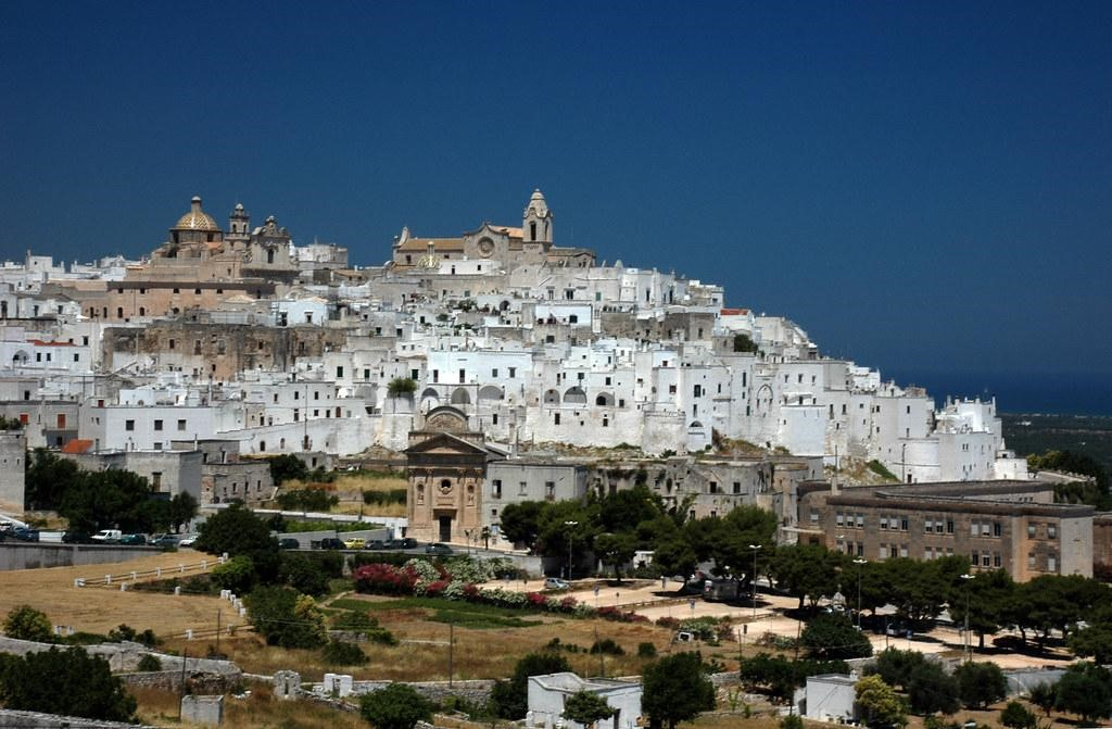 Visit Ostuni, Puglia