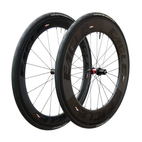 Eagle 60 88 Carbon Wheels