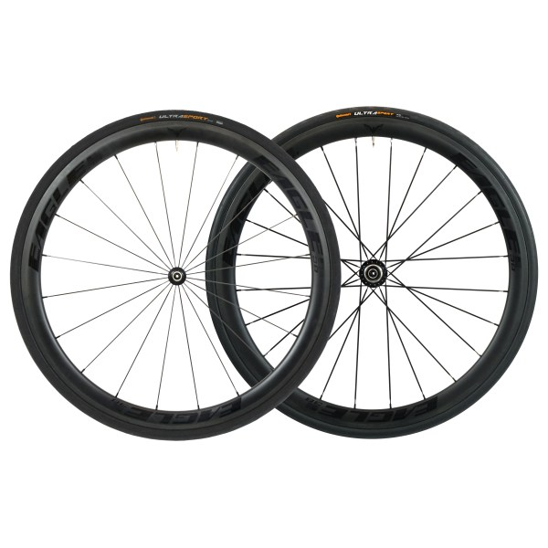 38/38 Carbon Fiber Clincher Wheelset - Road Bikes | Eagle Bicycles
