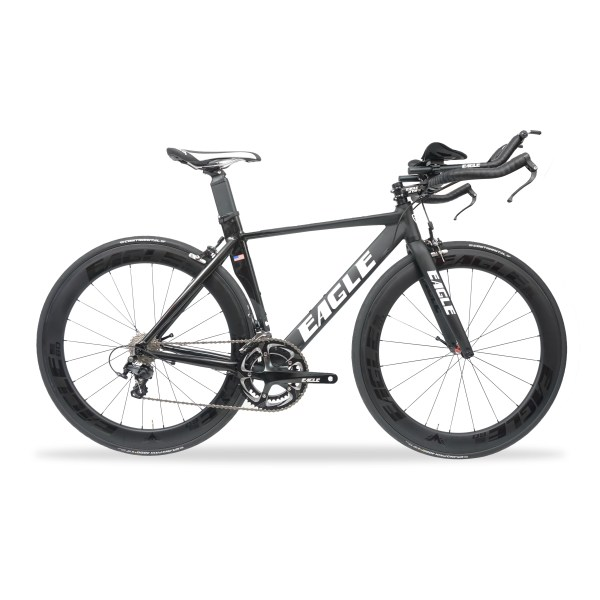 Eagle AT1 Pro Alloy Triathlon Bike With Carbon Wheelset
