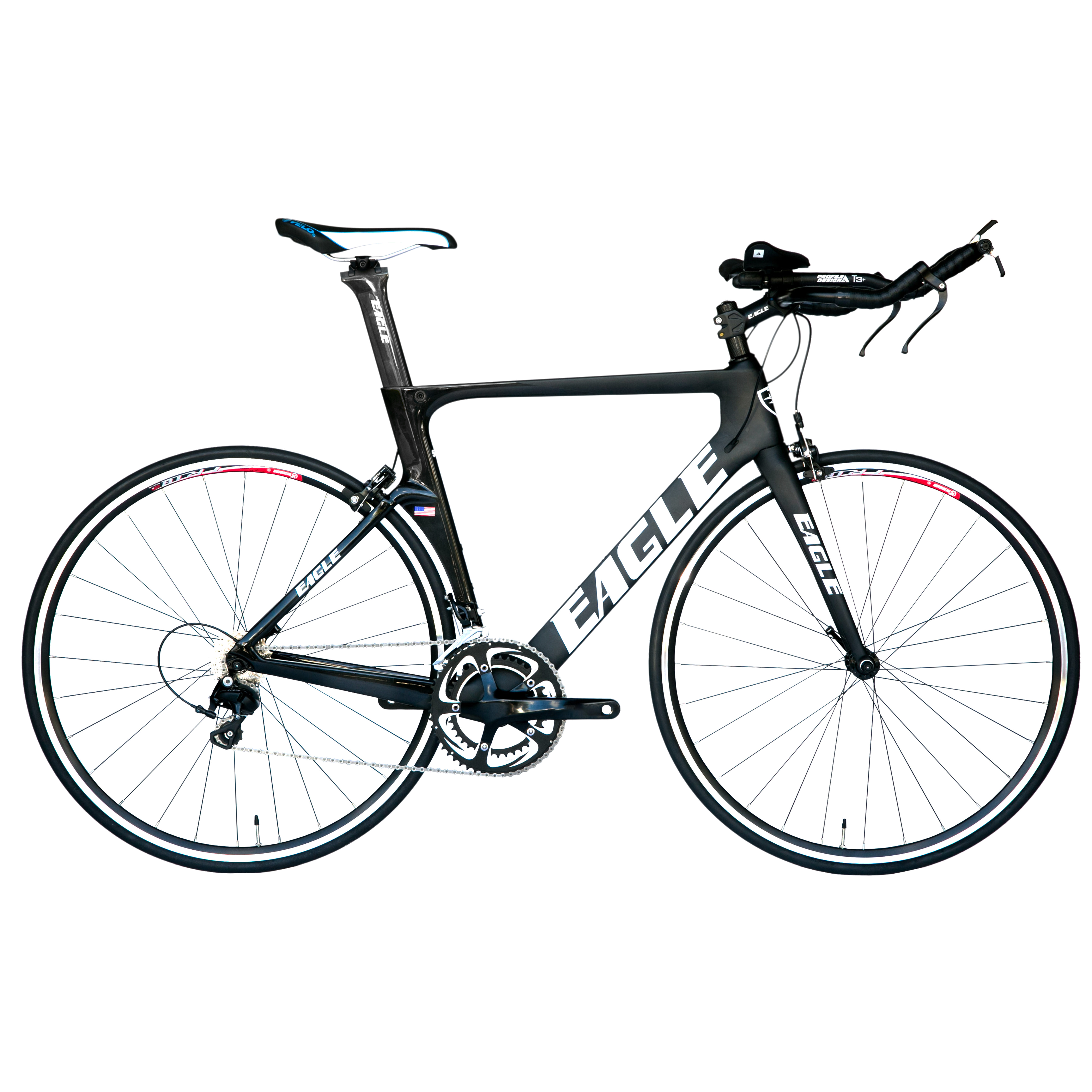 Eagle T1 Carbon Fiber Triathlon Bike