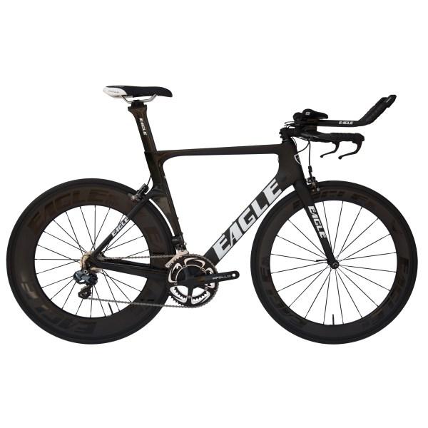 Eagle T3 Carbon Fiber Triathlon Bike - Ultegra Di2 | Eagle Bicycles