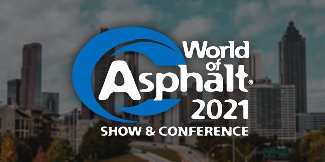 A Sneak Peek at World of Asphalt & AGG1 2021