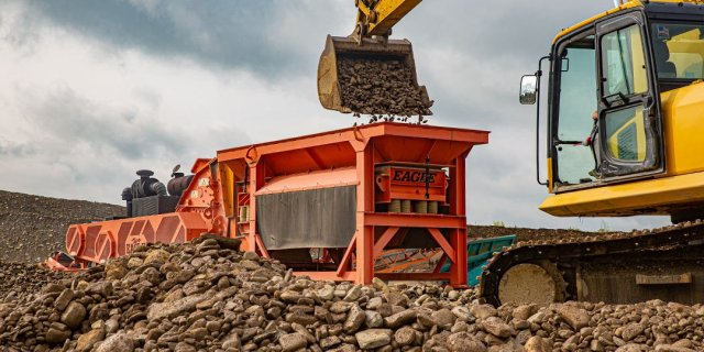 The Importance of Oil Management in Portable Crushing Plants