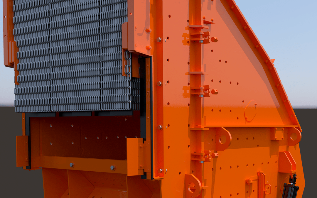 Everything You Need to Know About Eagle Crusher's UltraMax® 69X Horizontal Shaft Impactor
