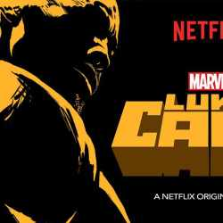 Luke Cage promotional poster