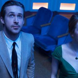 """La La Land"" shocks all by breaking records at the Golden Globes"