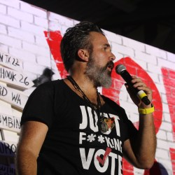 Actions For Change Food and Music Festival encourages voting and gun control awareness