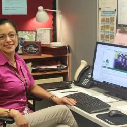 BRACE Advisor Ana Farrand Wins WOT Coordinator of the Year Award