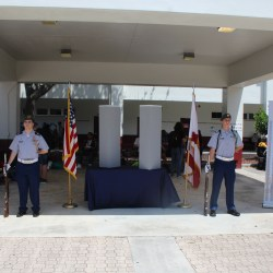 MSD commemorates victims of 9/11 through annual courtyard memorial