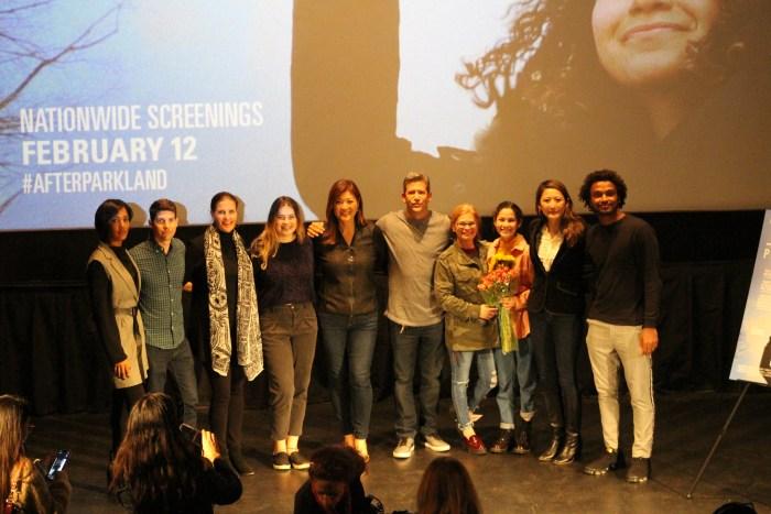"""After Parkland"" documentary debuts at Savor Cinema"