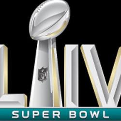 Official Super Bowl LIV logo